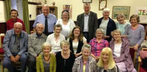 1 June 2016 visit by Shirley Hough4
