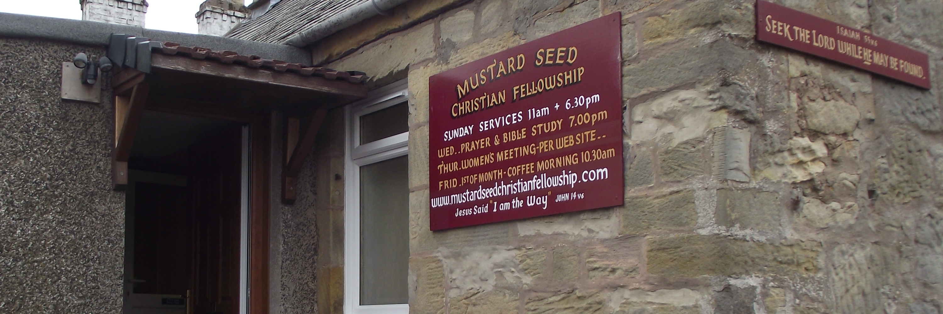 Mustard Seed Christian Fellowship